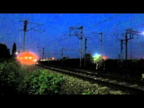 Tren de noapte la Chitila