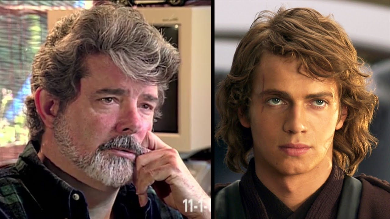 """George Lucas Starts The Prequels 1994 """"All I Need is an Idea"""""""
