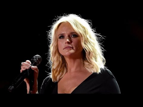 Miranda Lambert Cries Onstage While Performing Song Written With ExHusband Blake Shelton