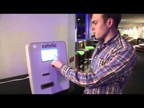 Europe's First Bitcoin ATM Unveiled