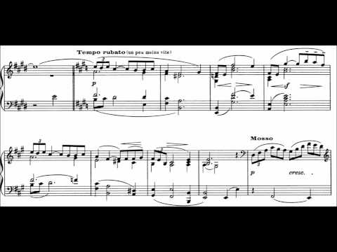 Arabesque No.1 Claude Debussy + Sheet Music