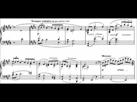 Arabesque No1 Claude Debussy + Sheet Music