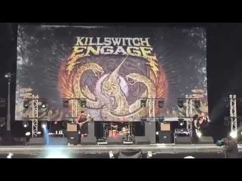 Download Festival 2016 Killswitch Engage: My Last Serenade & Rose of Sharyn