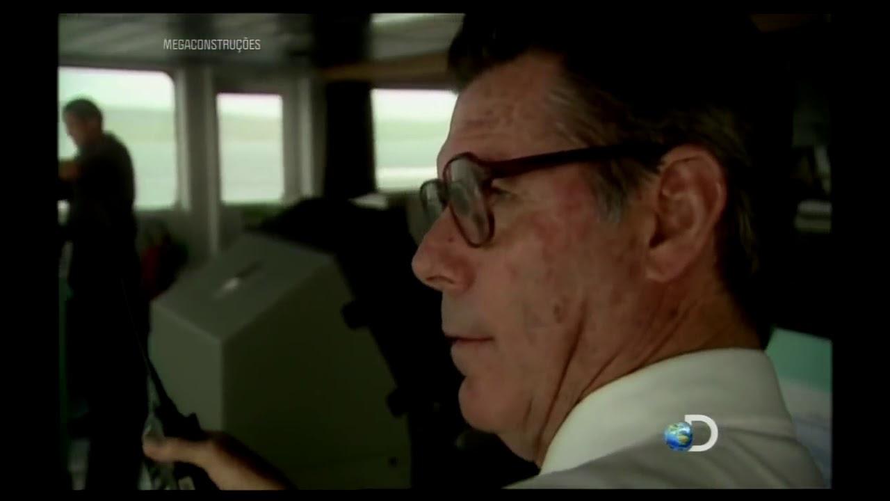 Megaconstruções O Novo Canal do Panamá Dublado HD Completo Documentário Discovery Channel