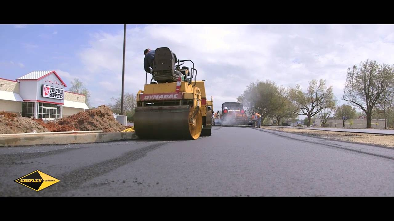 Chipley Company 2017 Thank You Florence Sc Site Contractor And Asphalt Paving