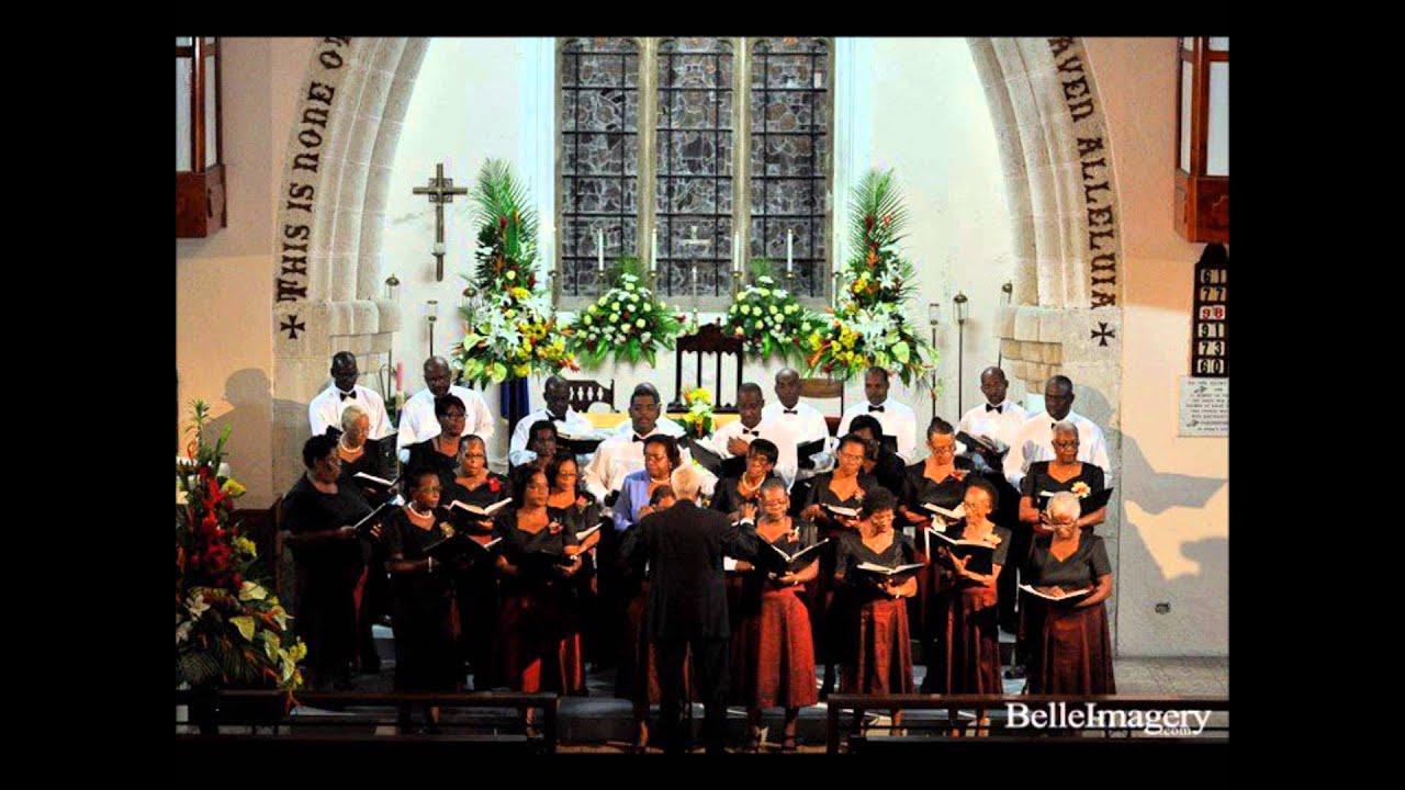 St. Peter's Parish Church Choir- All Thy Works Praise Thee ...
