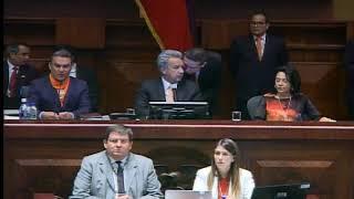 Sesión 470 del Pleno (24-08-2017)