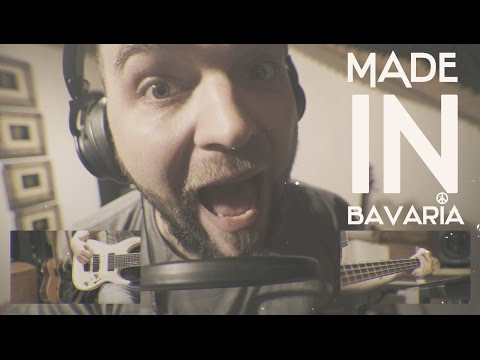 Cover von Made in Bavaria - Florian Fesl (Metal/Rock cover by Bommel)