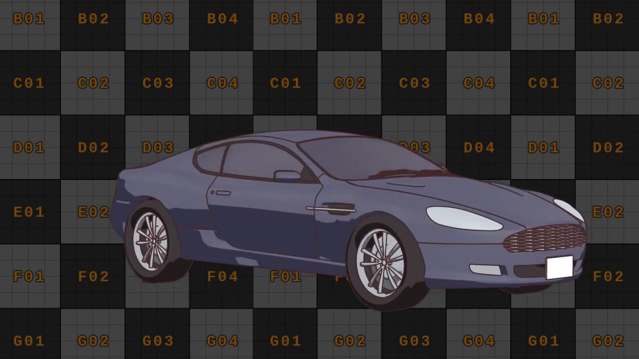 3DCG カーモデリング2