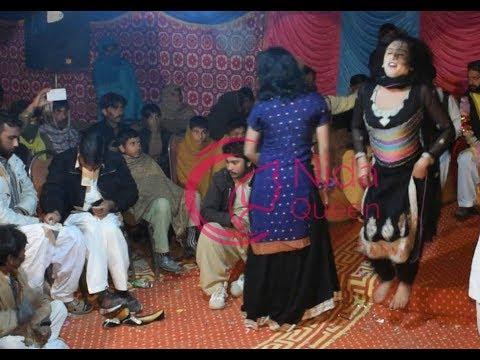 Inj Lagda Chan Mahiya Nawa Sajan Bna Lai Ni Latest Wedding Mujra Party HD