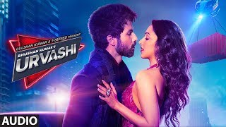 We bring to you the full audio of song urvashi starring stunning shahid kapoor and very beautiful kiara advani, this new hindi in voice s...
