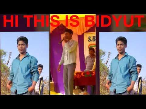 SBJM public school -Bidyut speech