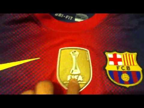 FC Barcelona 2013 Kit