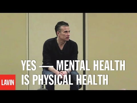 Michael Landsberg: Yes — Mental Health Is Physical Health