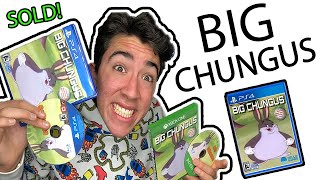 "I Actually Sold ""big Chungus"" To Gamestop 😂"