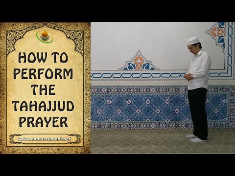 How to Perform the Tahajjud Prayer (The Night Prayer) thumbnail