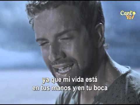 Pablo Alborán - Por Fin (Karaoke) | CantoYo