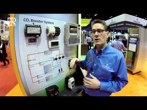 Interview With Andre Patenaude, Emerson Climate Technologies, At The AHR Expo 2015