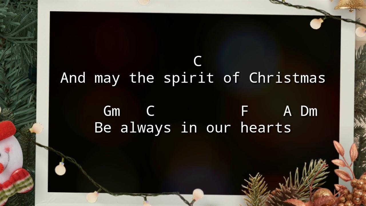 Jose Mari Chan- Christmas in our Heart Lyrics & Guitar Chords. - YouTube