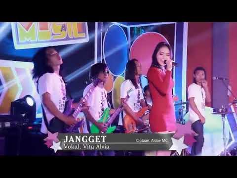 Vita Alvia - Jangget Spasio Music (OFFICIAL VIDEO MUSIC)