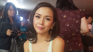 Beauty Gonzalez on why she was seen in GMA7: I'm just being friendly to our neighbor