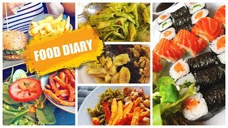 REALISTISCHES FOOD DIARY 🍎🍫🍟🍛🍝🍹 I LikeADaisyInSpring