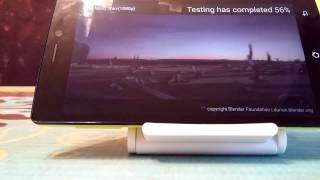 Test Antutu VIdeo Archos 50 Diamond par JBMM