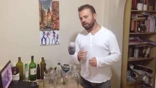 aktif karbon ile etil alkol filtreleme