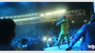 Diamond Platnumz - Live performance at Dar es salaam Taifa Stadium)part2