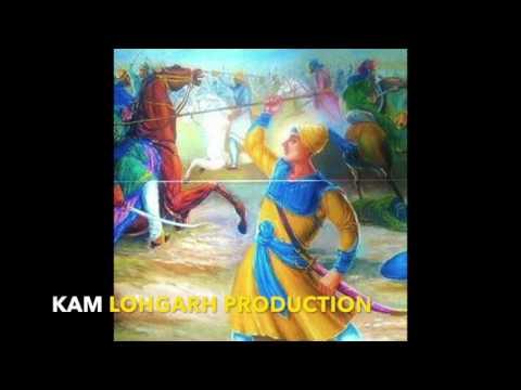 SHAHEEDI Of Sahibzada JUJHAR SINGH || Jagowale Ft  KaM LOhGARH