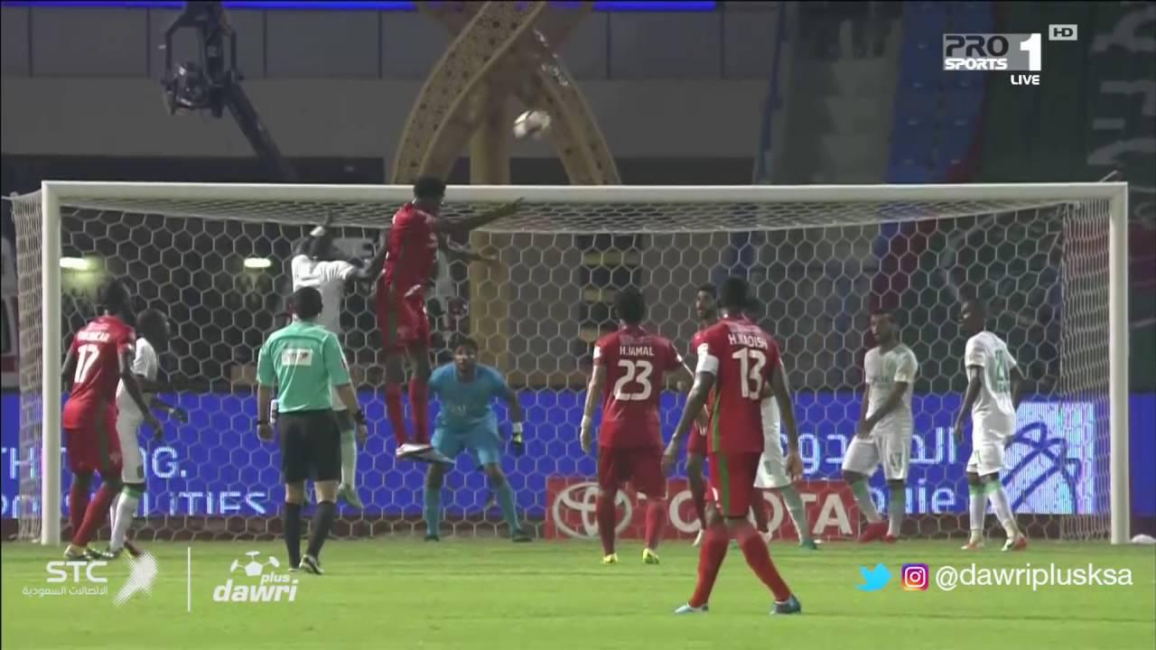 هدف الاتفاق الأول ضد الأهلي (محمد كنو) في الجولة 1 من ...
