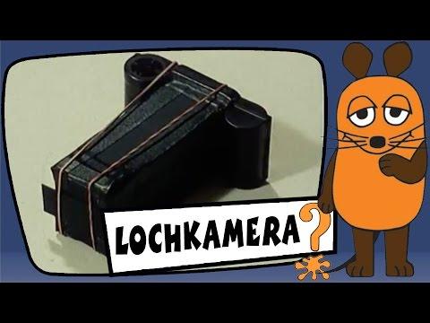 Bekannt Wie kann man sich eine Lochkamera selbst bauen? - Sachgeschichten LL38