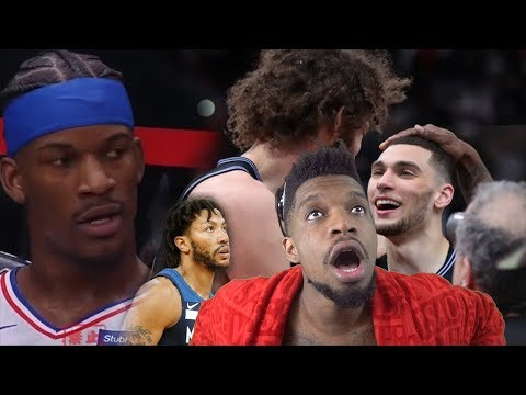 WHO NEEDS BUTLER OR ROSE NOW!? SIXERS vs BULLS HIGHLIGHTS