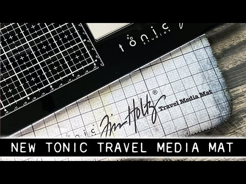 Tim Holtz Tonic Tools & Media Mat