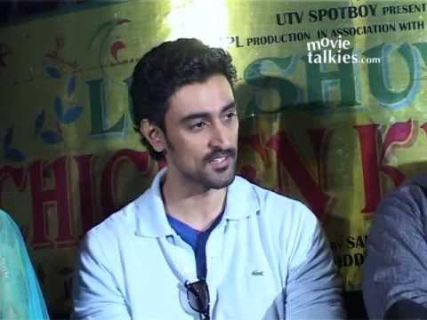 Anurag Kashyap, Kunal Kapoor And Huma Qureshi Promote 'Luv Shuv Tey Chicken Khurana'