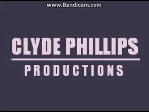 Clyde Phillips Productions 1993 Logo Remake