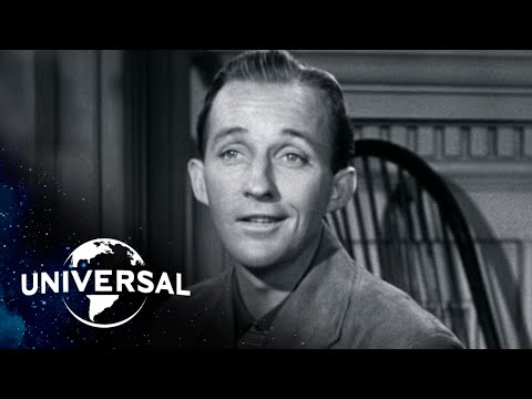 "Holiday Inn | Bing Crosby Sings ""White Christmas"""
