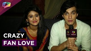 Shivangi And Mohsin Khan Friendship Quiz