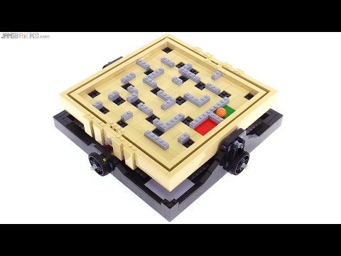 LEGO Ideas Maze review! 21305