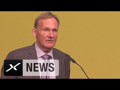 "Hans-Joachim Watzke über Cristiano Ronaldo und Bayern-""Kuschelkurs"" | Borussia Dortmund"