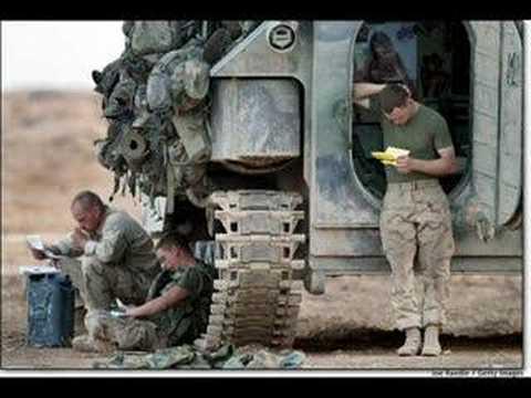 Sad Compilation of Military at war - YouTube
