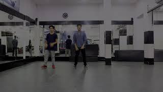 Swag se swagat song | Tiger zinda hai | Hip-hop Dance Choreography | Harsh Dingwani | DXB