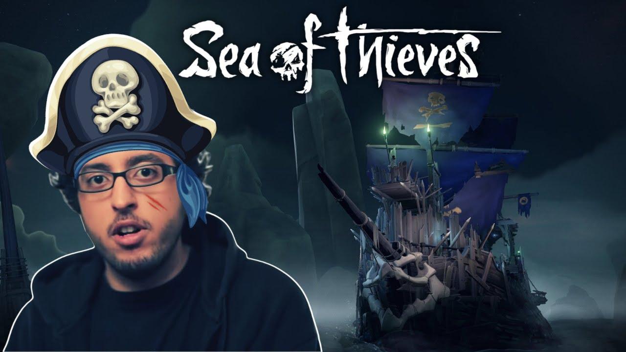Karim Debbache – Sea of Thieves   Pirates ! (avec Nico, Fred et Seb du Grenier)