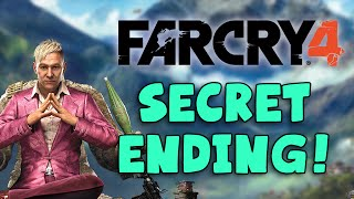 FAR CRY 4 - The Secret Ending!