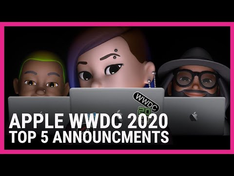 Apple WWDC 2020 Top 5 Announcements | iOS 14 and much more...