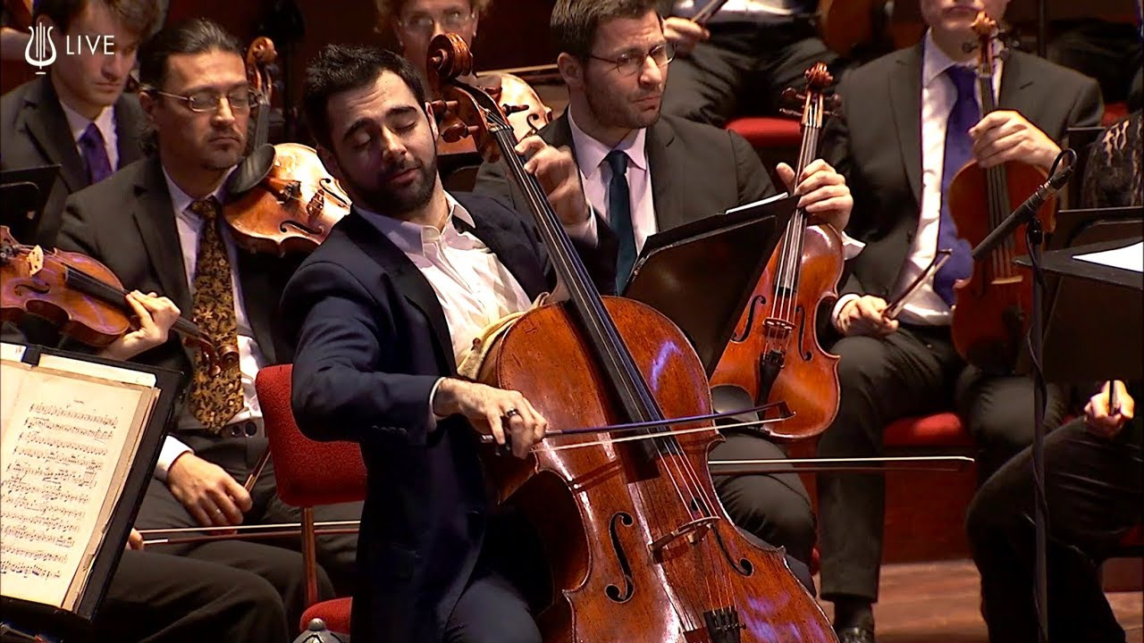 Artwork representing Pablo Ferrández - Tchaikovsky's Rococo Variations (Live from Concertgebouw)