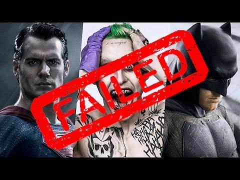 האם היקום הקולנועי של די.סי הוא כישלון?