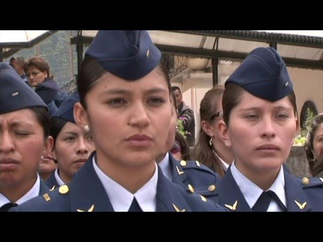 Mensaje a policías mujeres