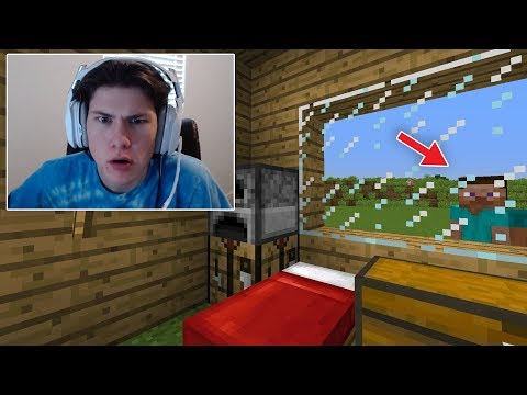 testing how long i can hide in this streamers house live..