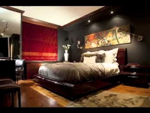 Easy diy mens bedroom design decorating ideas youtube - Small apartment ideas for guys ...